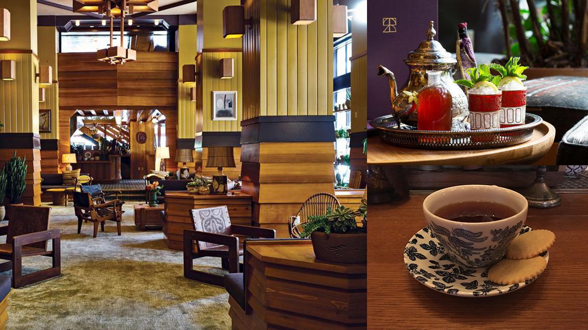 Rudolph's Bar and Tea
