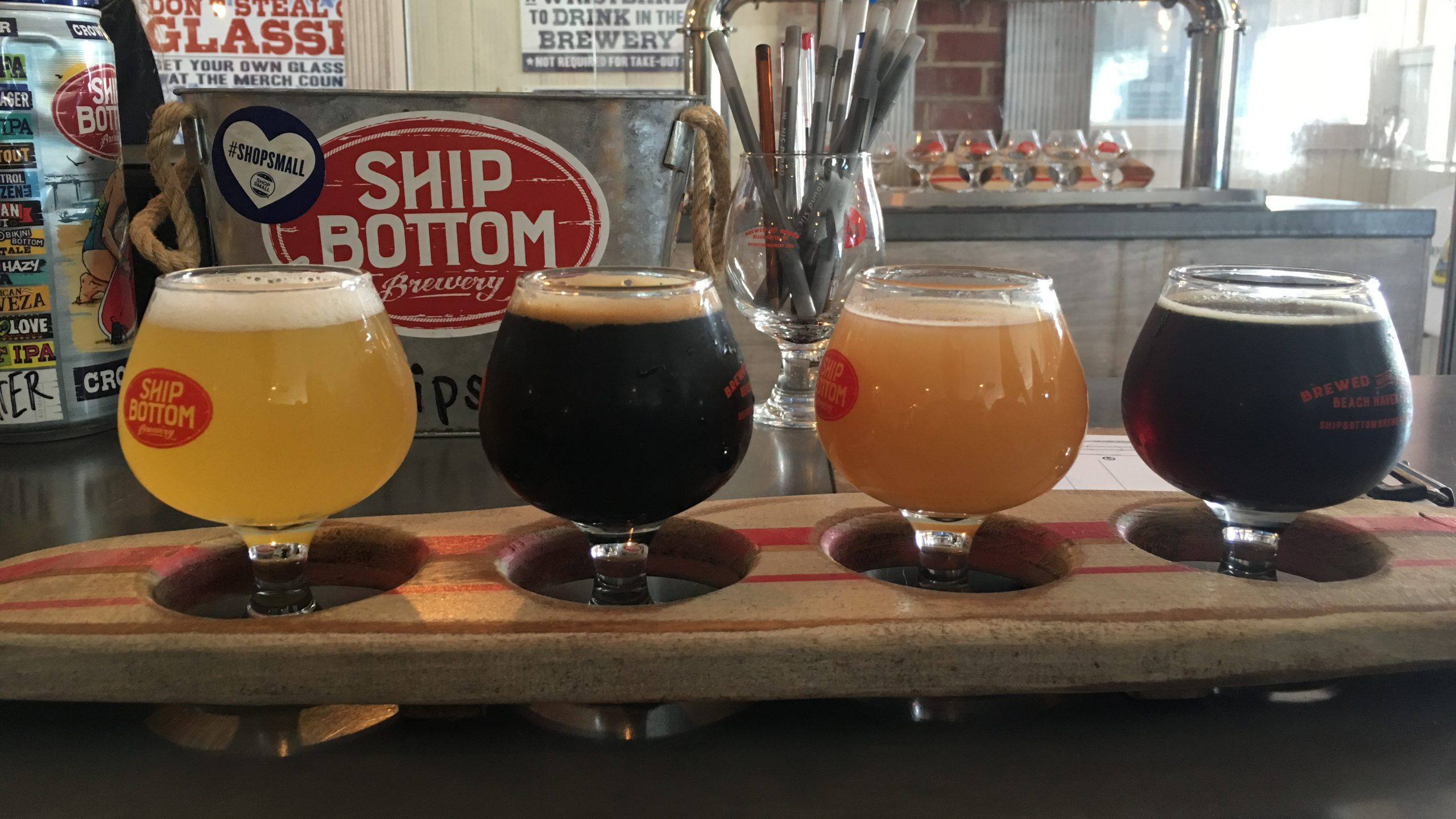 ship bottom brewery