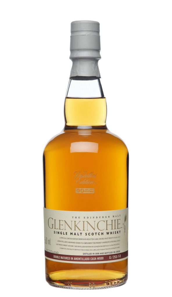 2020 Glenkinchie Distillers Edition bottle