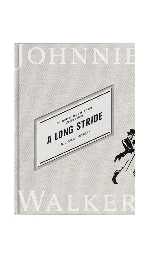 A Long Stride- The Story of the World's No. 1 Scotch Whisky