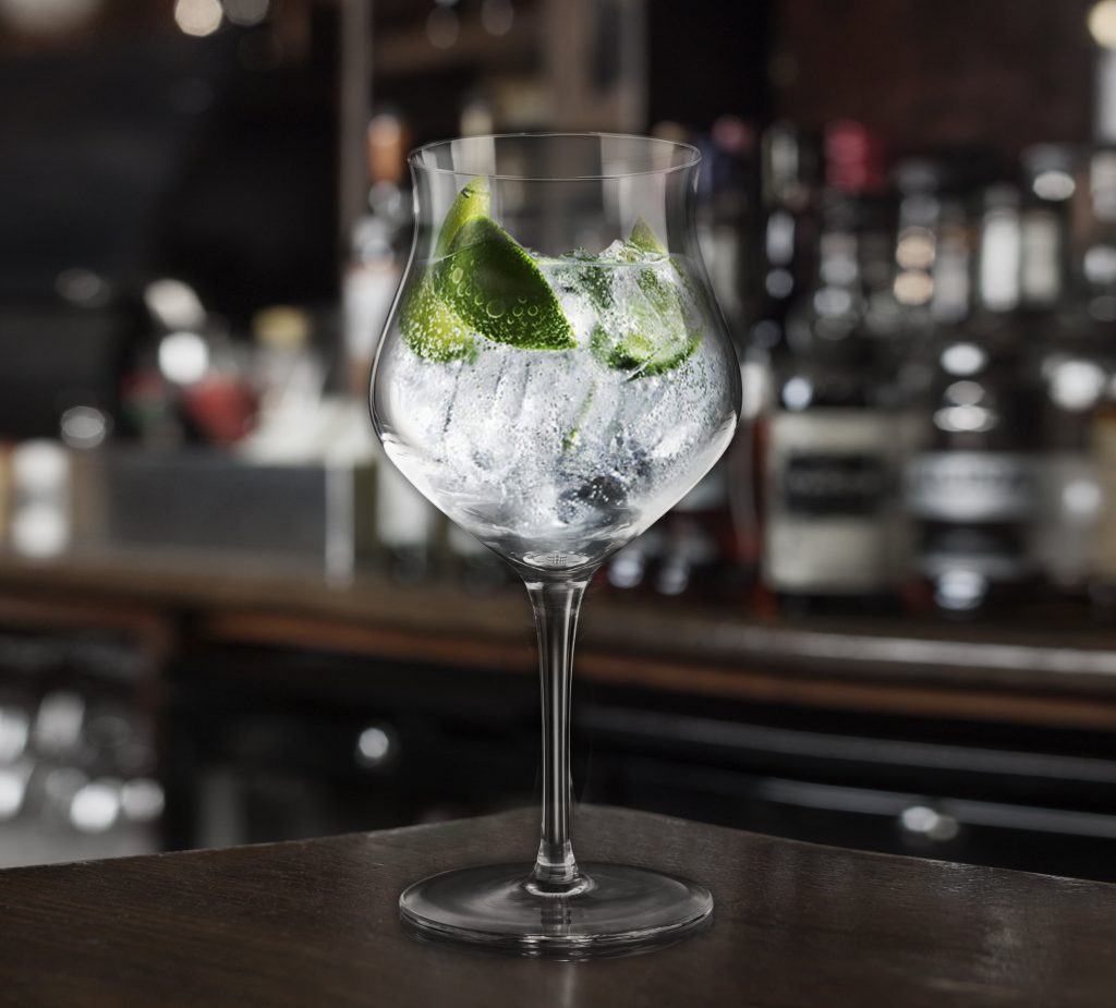 Gin-Goblet-on-Bar