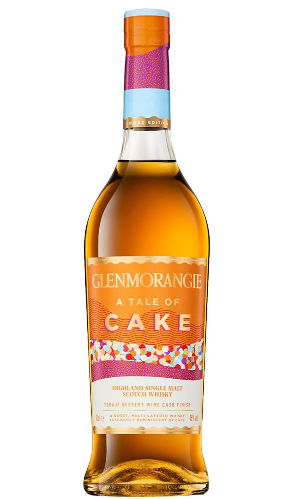 Glenmorangie A Tale Of Cake bottle