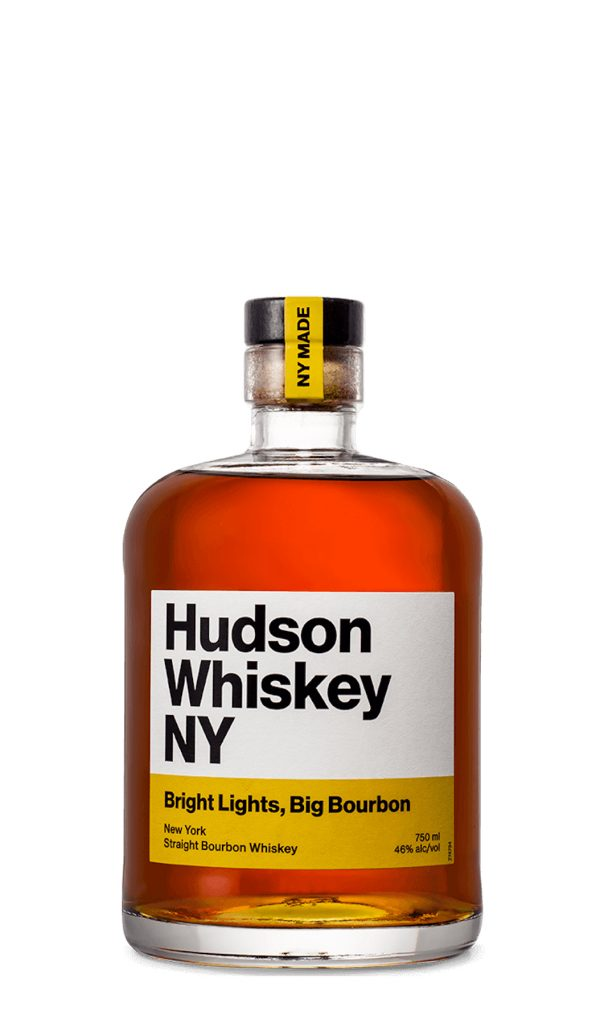 Hudson Bright Lights Big Bourbon