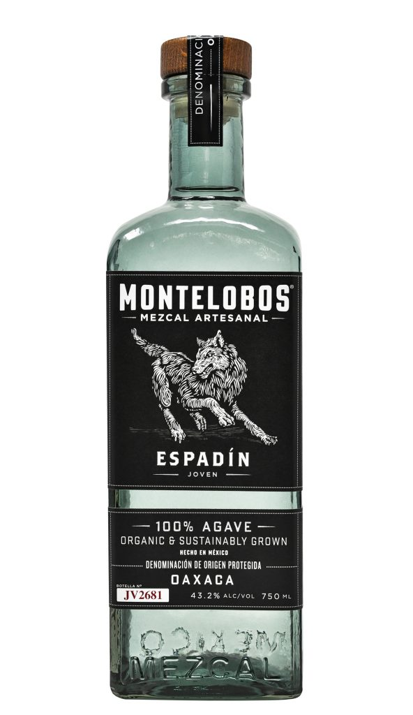 Montelobos Espadin bottle