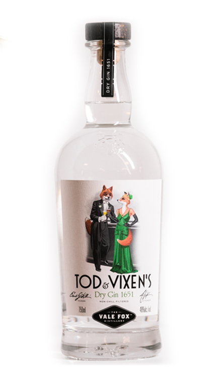 tod and vixen's gin