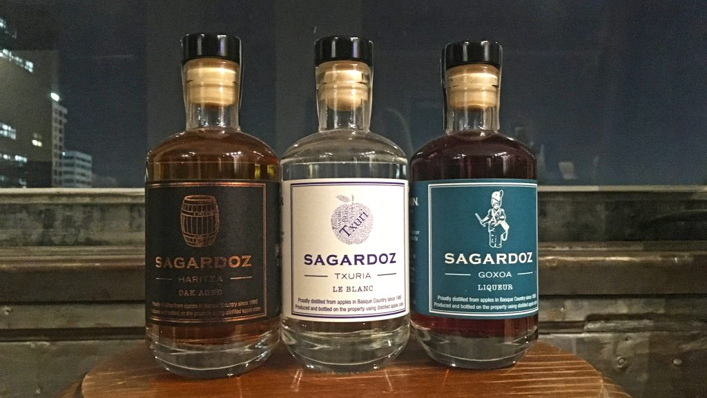 Sagardoz Basque Cider Spirits