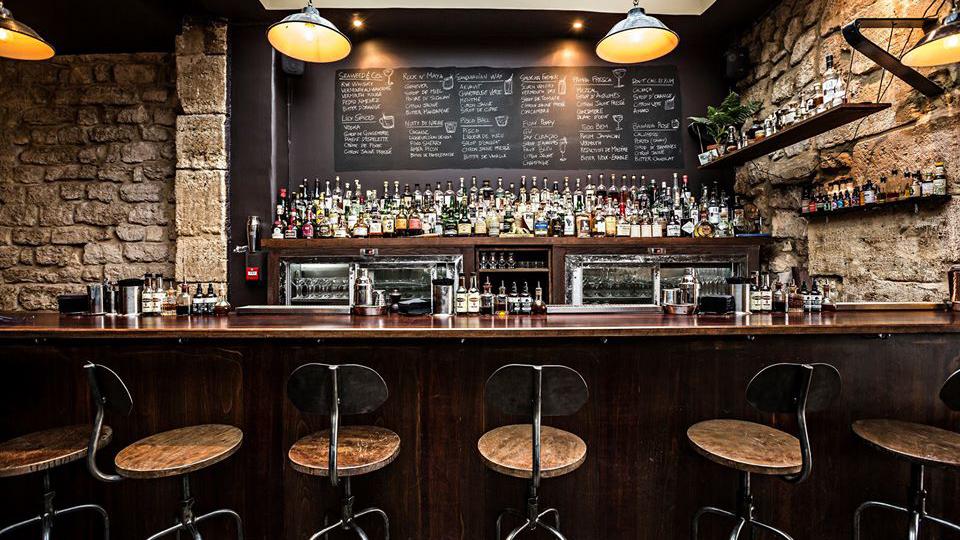 Sherry Butt Paris Bar