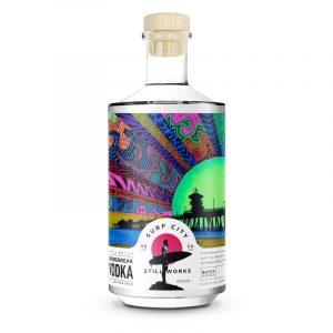 Shorebreak Vodka