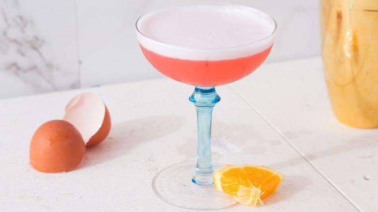 Gin-Campari Sour
