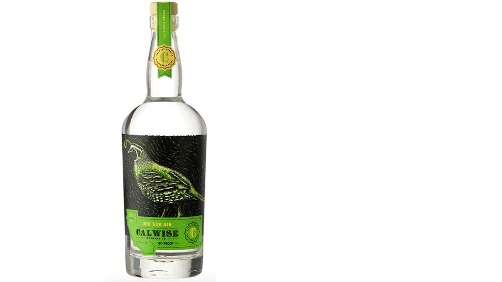 Calwise Spirits Big Sur Gin