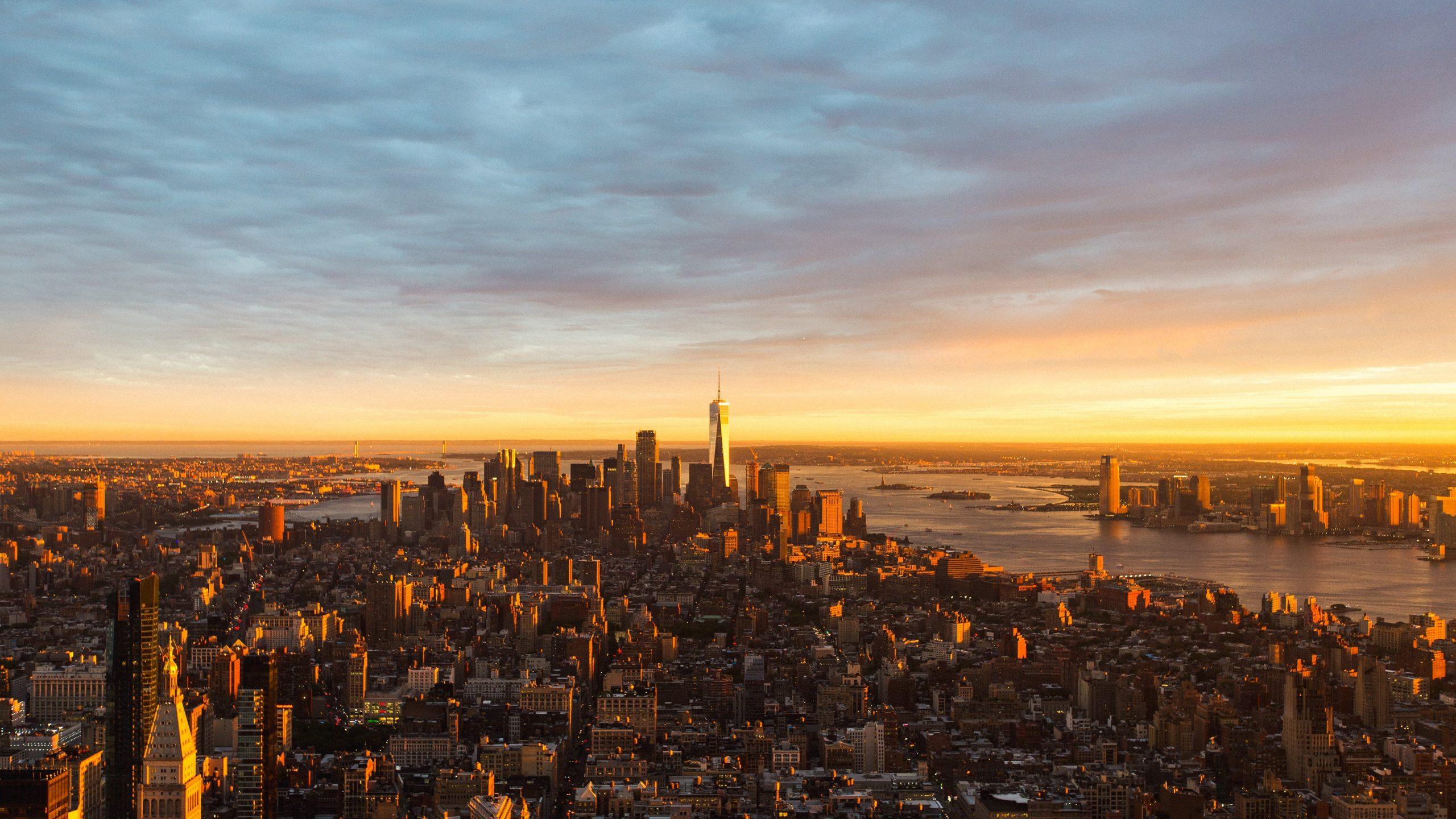 New York Iconic sunrise sunrise johannes-hurtig-z-fpG7D7buk-unsplash