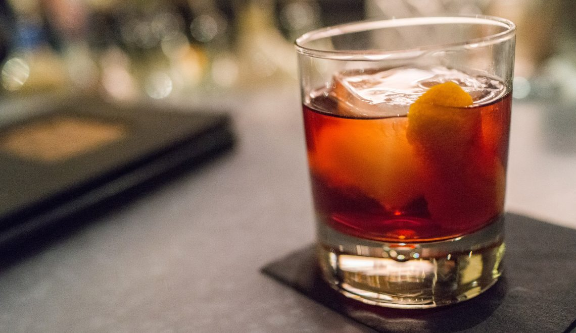 Society Lounge - Boulevardier
