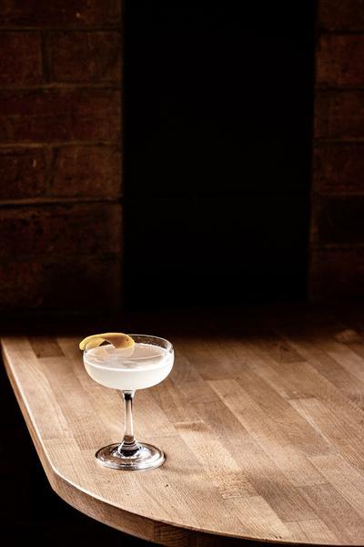 Applewood Gin Pegu Club