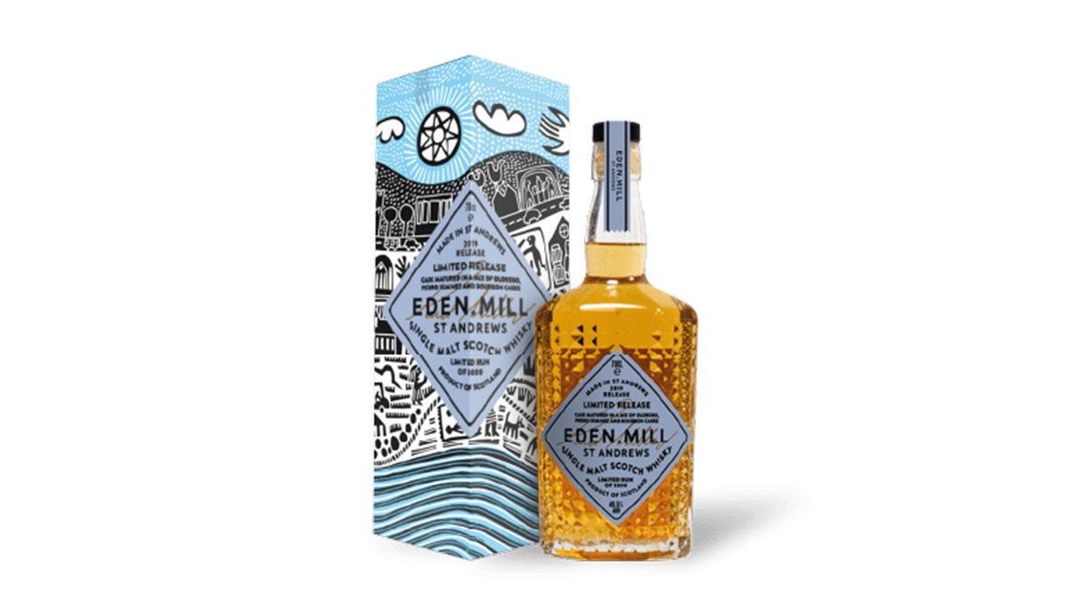 Eden Mill 2019 Release Single Malt