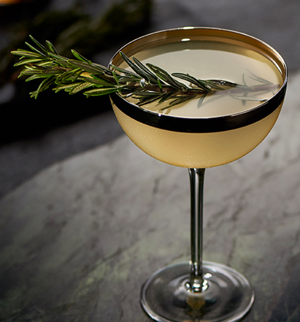 Grey Goose Vodka Bucket LIst cocktail
