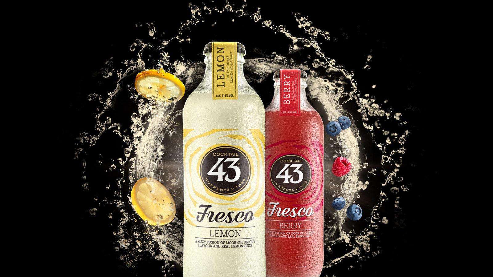 Licor 43 Cocktail 43 Fresco