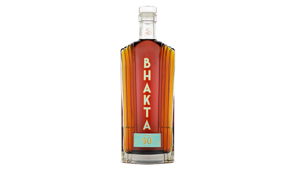 Bhakta Brandy 50 Year Old Cognac