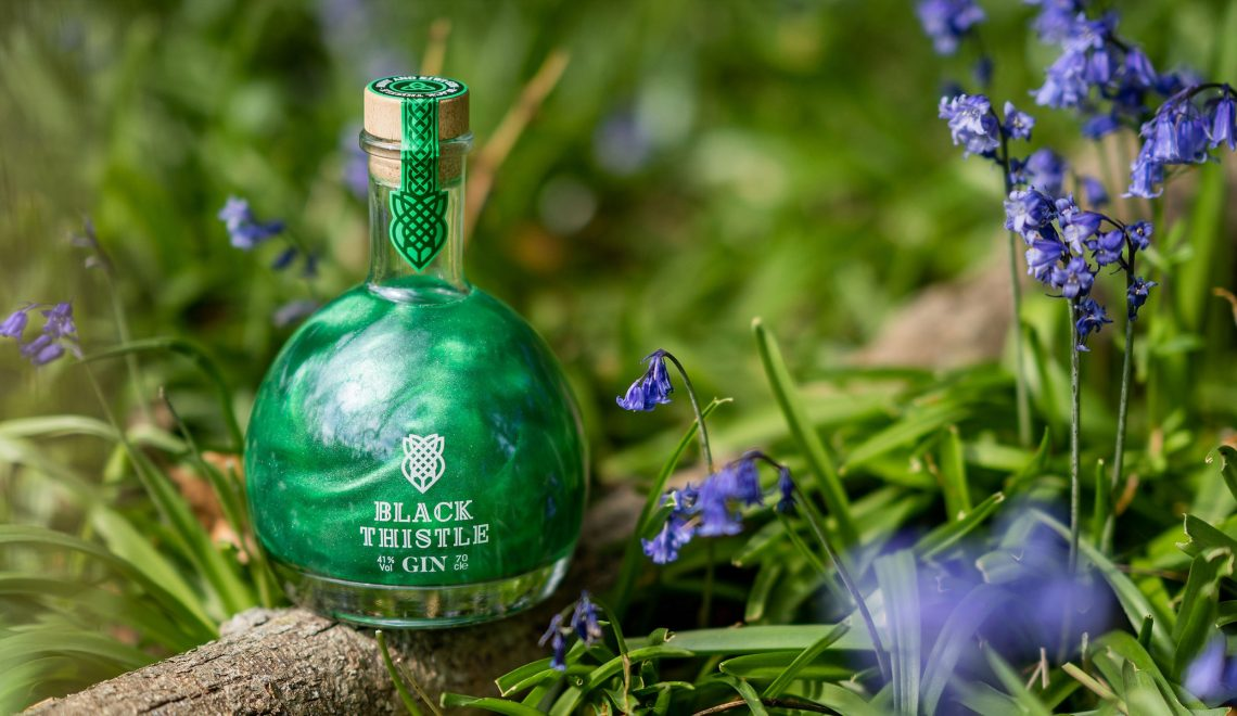 Black Thistle Distillery Green Mist Gin