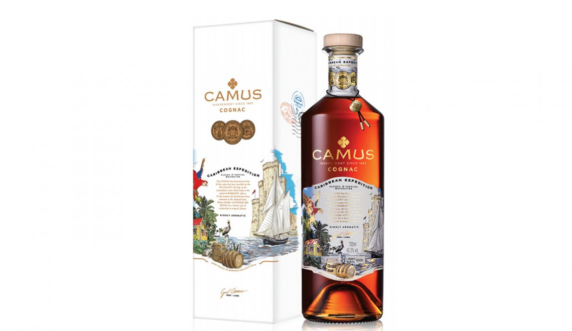 Camus Caribbean Expedition Cognac Set To Arrive In September