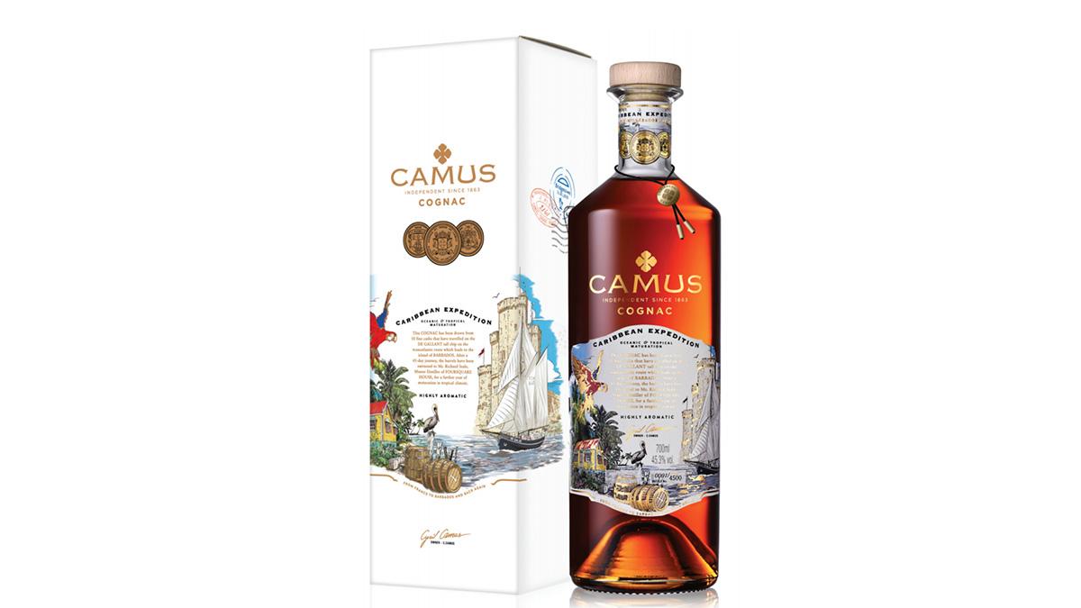 Camus Caribbean Expedition Cognac