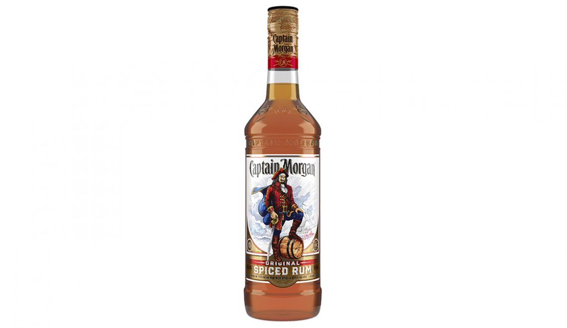 Captain Morgan Original Spice Rum