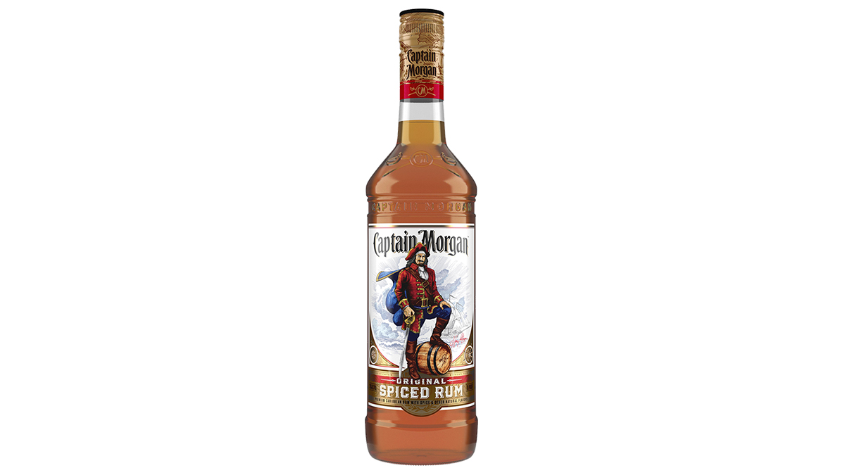 Captain Morgan Original Spice Rum