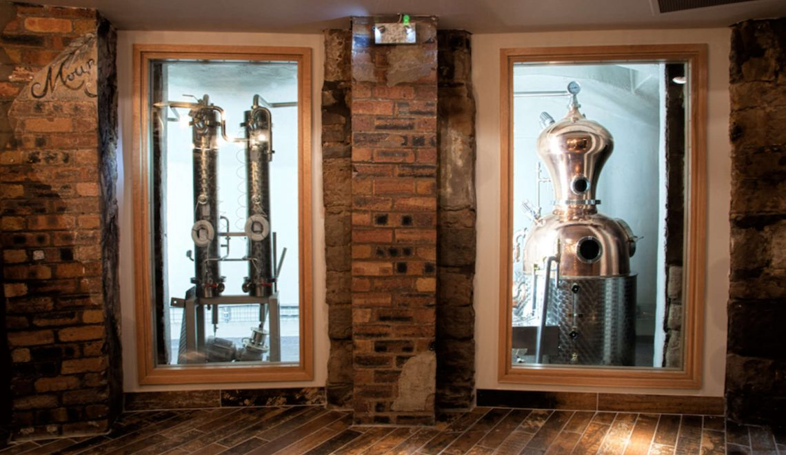 Edinburgh Gin Distillery And Visitor Center