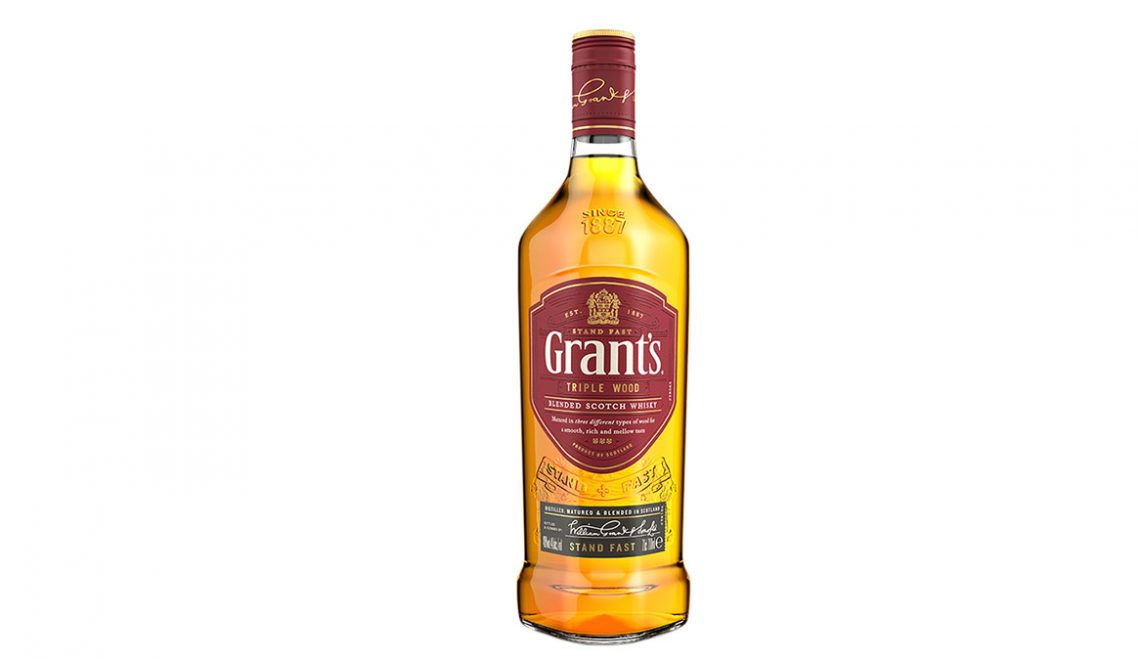 Grant's Triple Wood Whisky (Family Reserve)