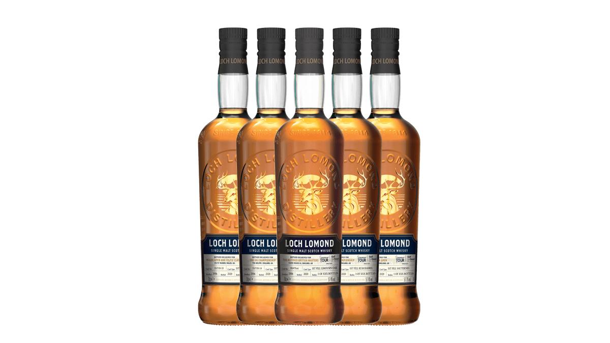 Loch Lomond Spirit Of The Tour Range
