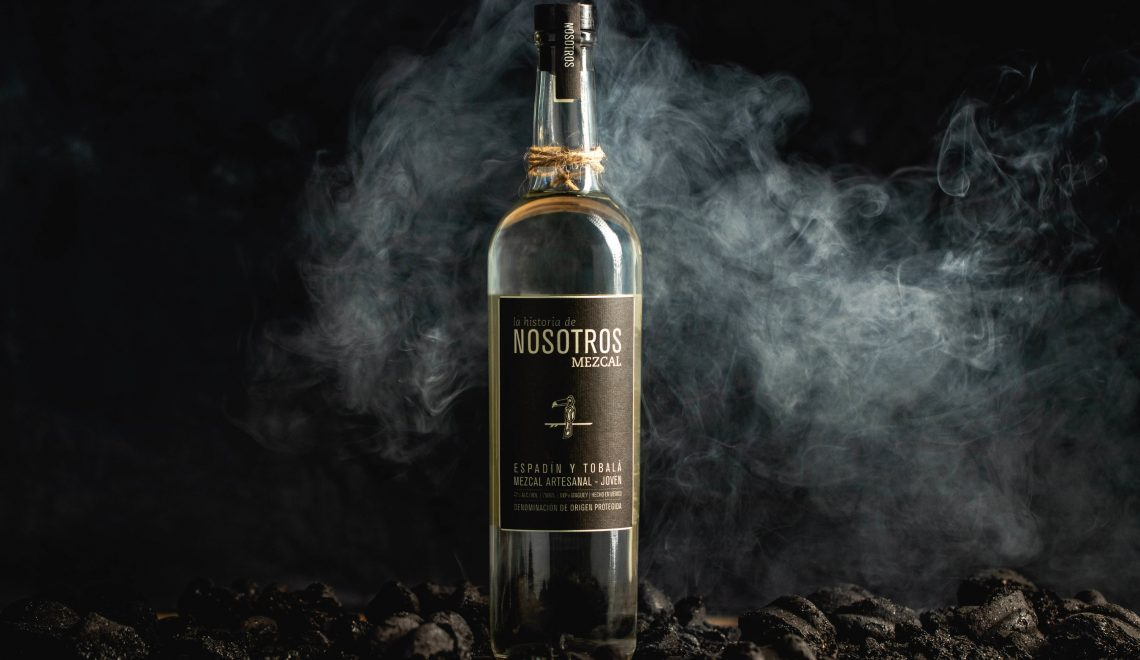 Nosotros Mezcal Aims To Follow In The Footsteps Of The Agave Spirits Brand's Award-Winning Tequila