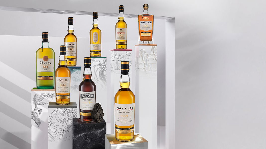 Prima & Ultima Whisky Collection Series One 2