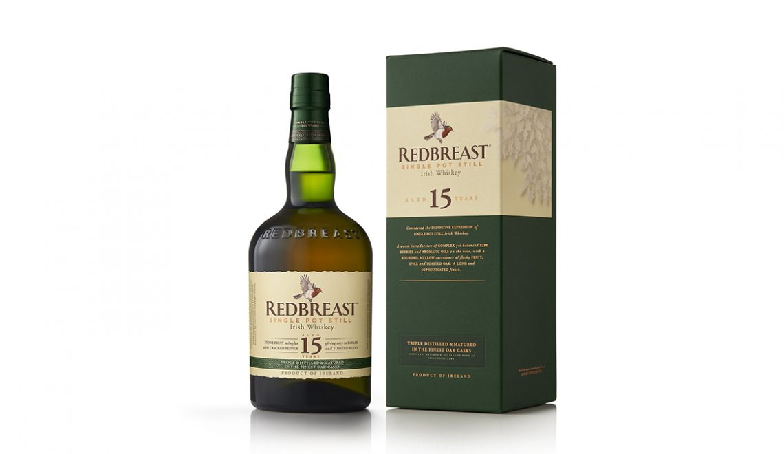 Redbreast 15 Year Old