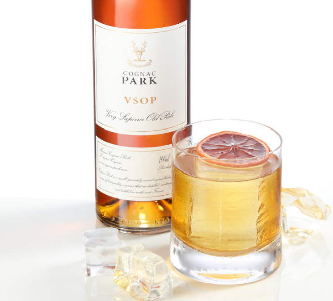 Cognac Park VSOP Maple Old Fashioned