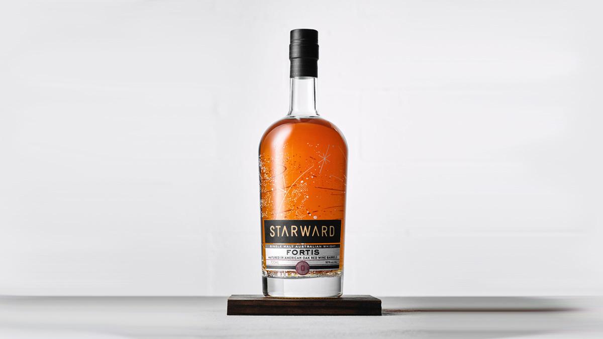 Starward Fortis Bottle