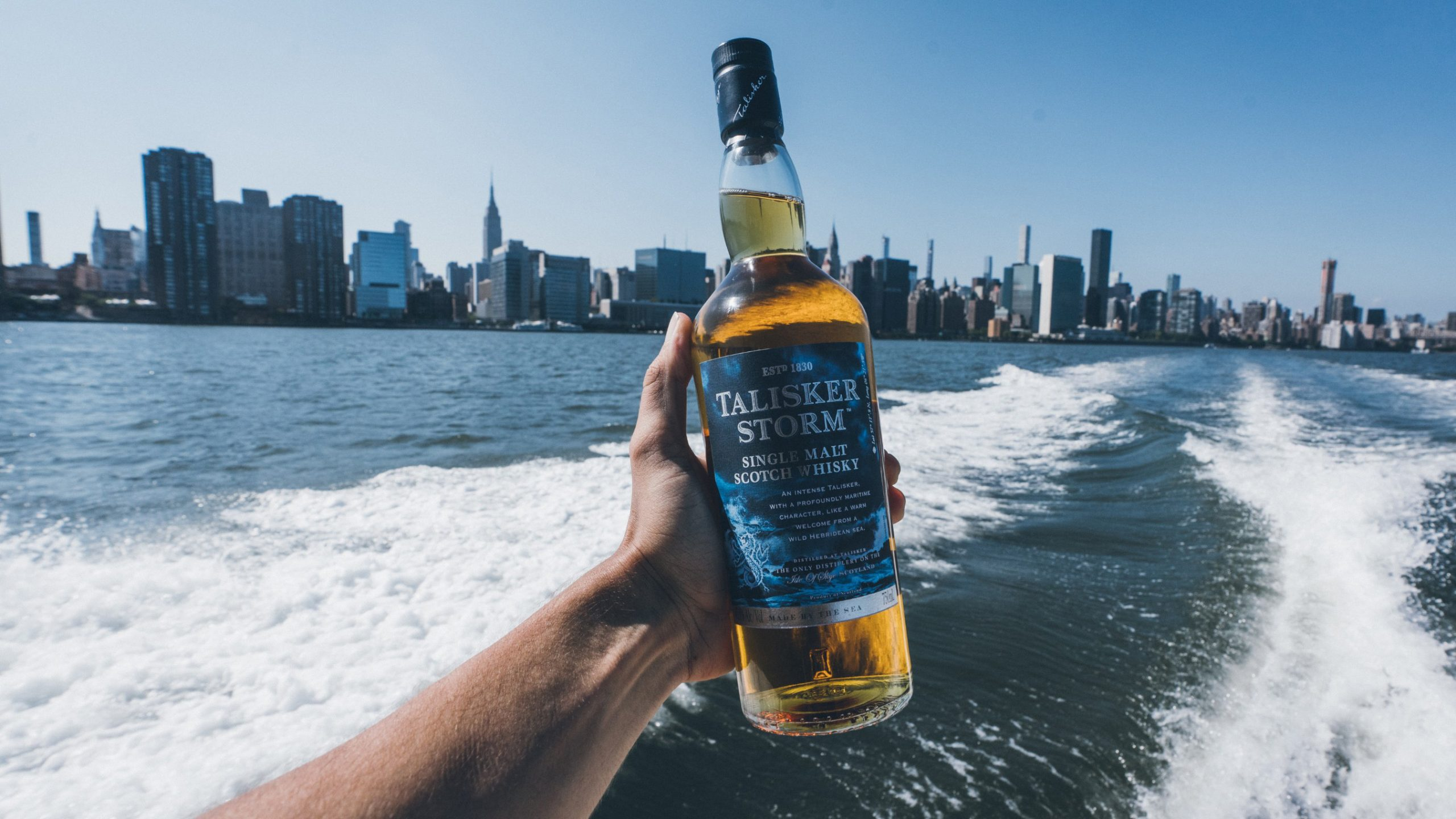Talisker Partners With Billion Oyster Project To Help Bring One Billion Oysters Back to New York City's Shoreline