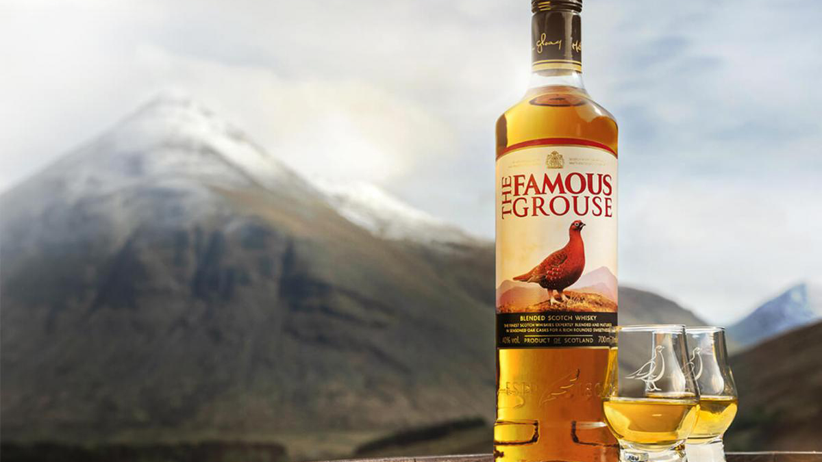 The Famous Grouse Mountain