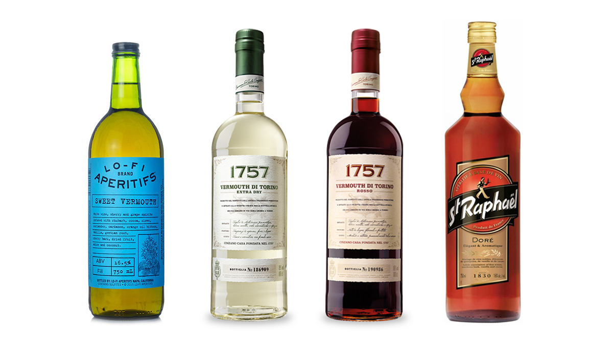 The Four Best Vermouths In The World, According To The 2020 New York International Spirits Competition
