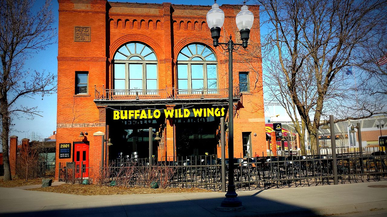 Buffalo Wild Wings Is Releasing Its Own Whiskey In Partnership With Buffalo Trace