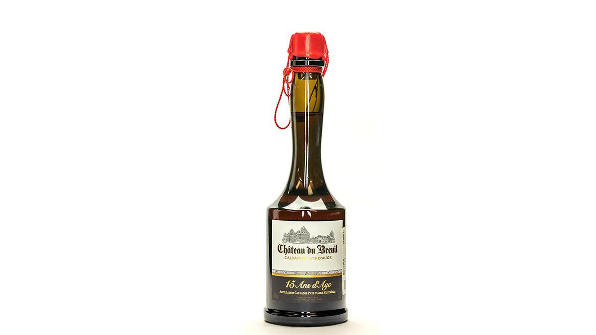 Calvados 2020 International Wine & Spirits Competition - Château du Breuil Calvados Pays D'Auge 15 Ans