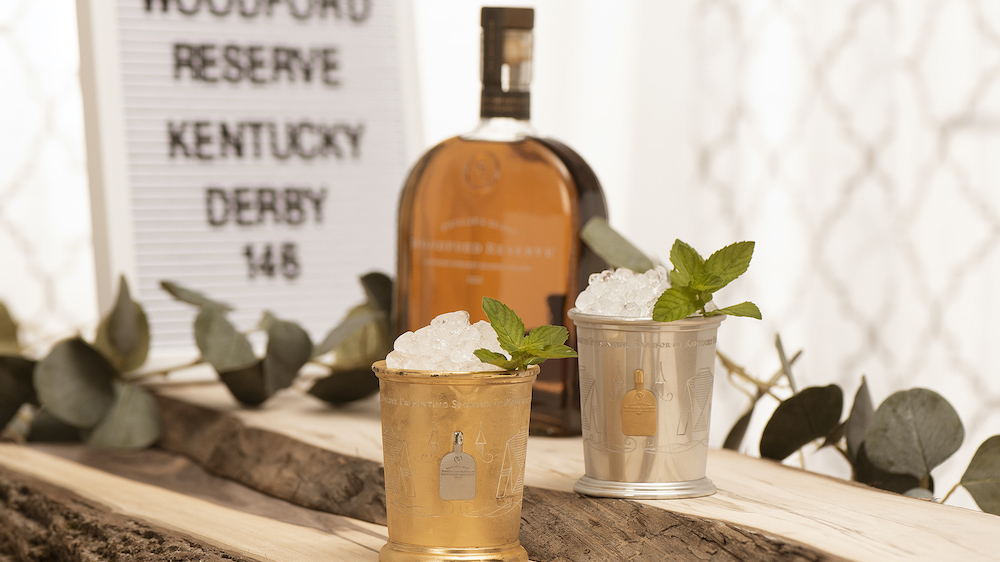 Woodford Reserve $1,000 Mint Julep Cup Will Honor Diane Crump, The First Female Jockey to Ride in The Kentucky Derby