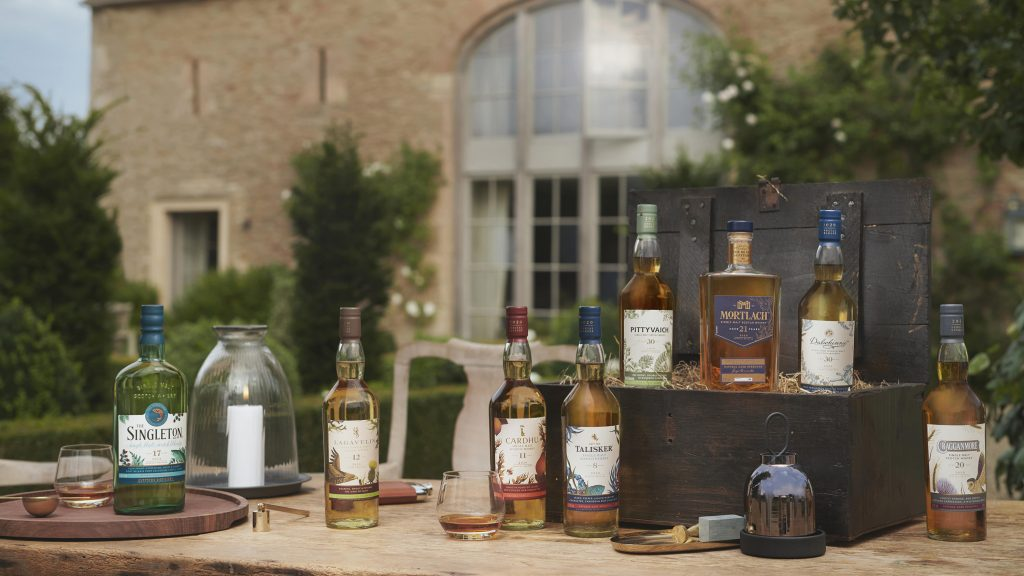 Diageo 2020 Special Releases Whisky Collection