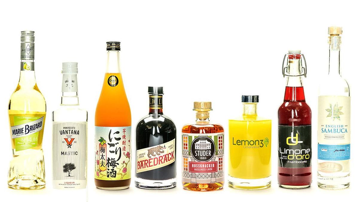 Here Are The 8 Best Liqueurs In The World According To The 2020 International Wine & Spirits Competition
