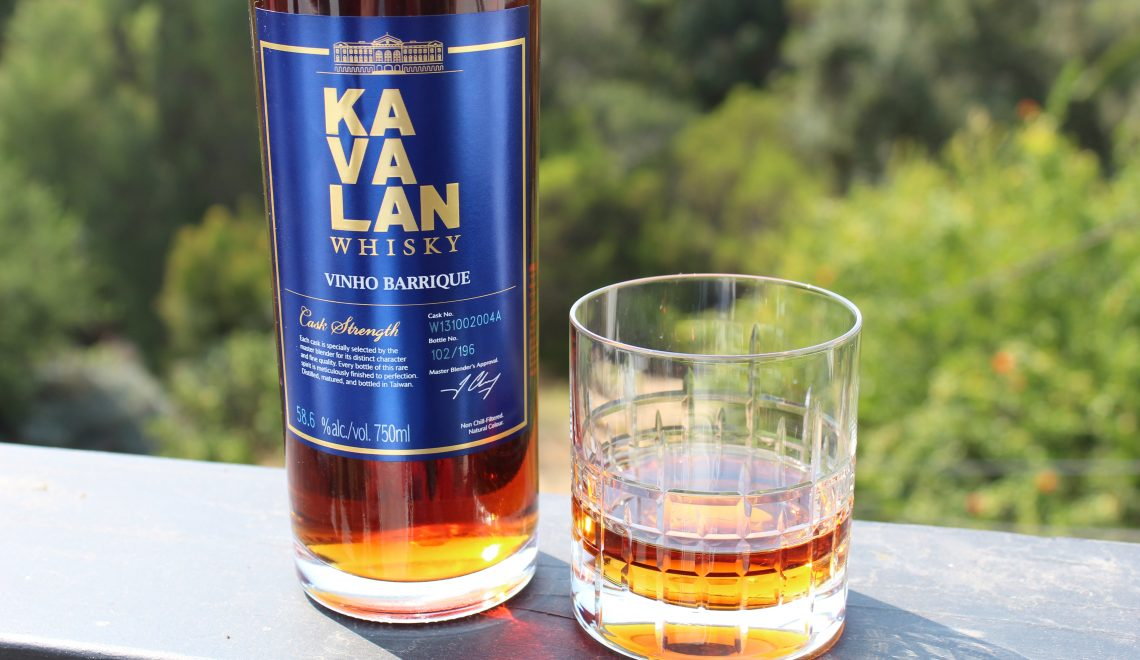 Kavalan Solist Vinho Barrique Review feature