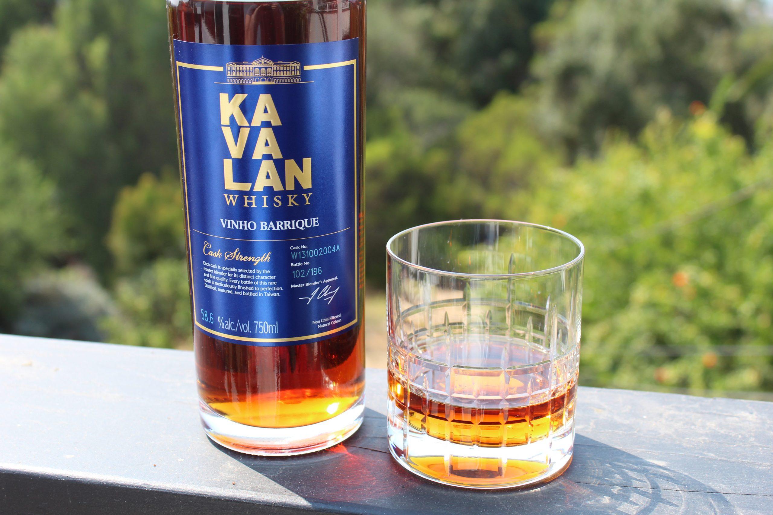 Kavalan Solist Vinho Barrique Review feature