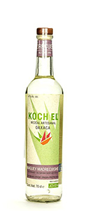 Koch Group Madrecuishe Mezcal - The Four Best Mezcals In The World According To The 2020 International Wine & Spirits Competition