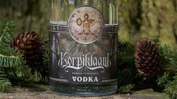 Korpiklaani Vodka Is Set To Become The Finnish Folk Metal Band's Newest Release