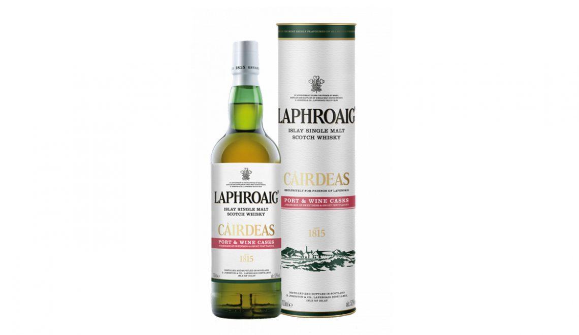Laphroaig 2020 Cairdeas Port & Wine Casks Single Malt Scotch Whisky
