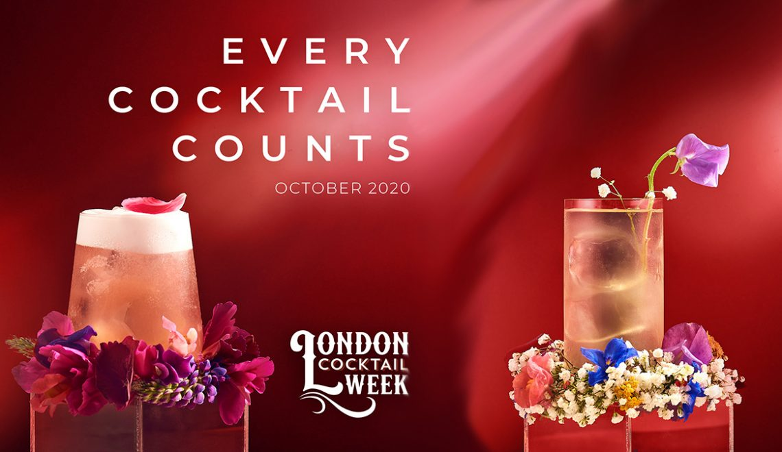 London Cocktail Week 2020 Festival Passes Are Officially On Sale