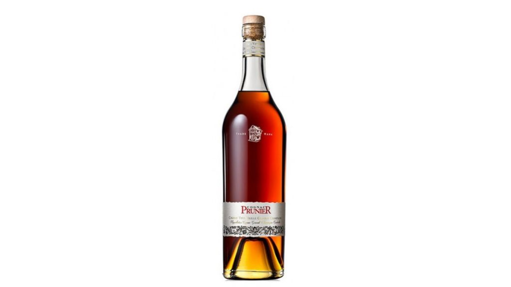 Maison Prunier Tres Vieille Grande Champagne Cognac Wins Outstanding Gold And Top Rated Cognac At 2020 International Wine & Spirits Competition