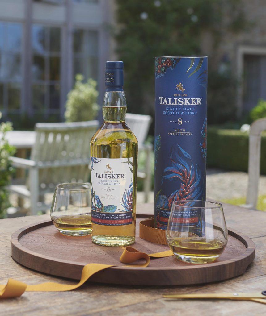 Talisker 8 Year Old Finished in Caribbean rum casks